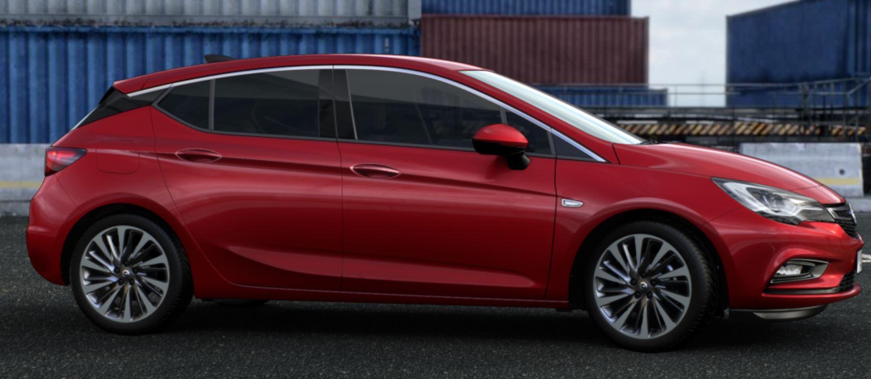 długoterminowy wynajem aut Opel Astra